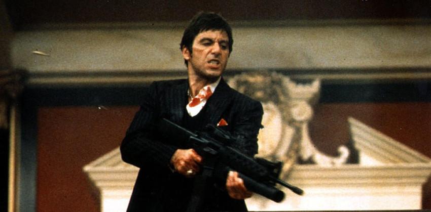 Scarface - Drama policial de Oliver Stone, de 1983