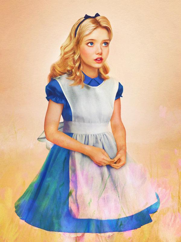 """Alice, de """"Alice no País das Maravilhas"""""""