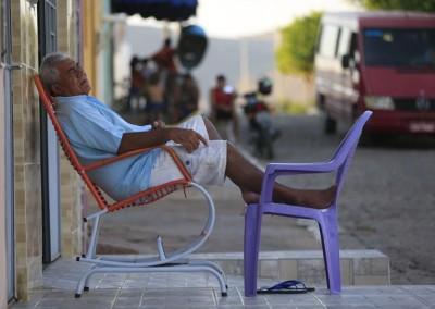 """José Nunes Marinho: """"Já vive em São Paulo, no Recife... Não troco minha cidade por nenhuma delas. Não tenho esse tipo de tranquilidade"""""""