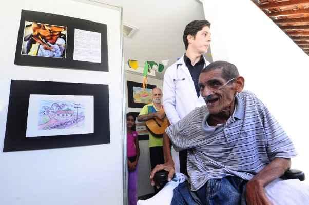 A sinfonia de Seu David: o artista morador de rua que ensinou a viver