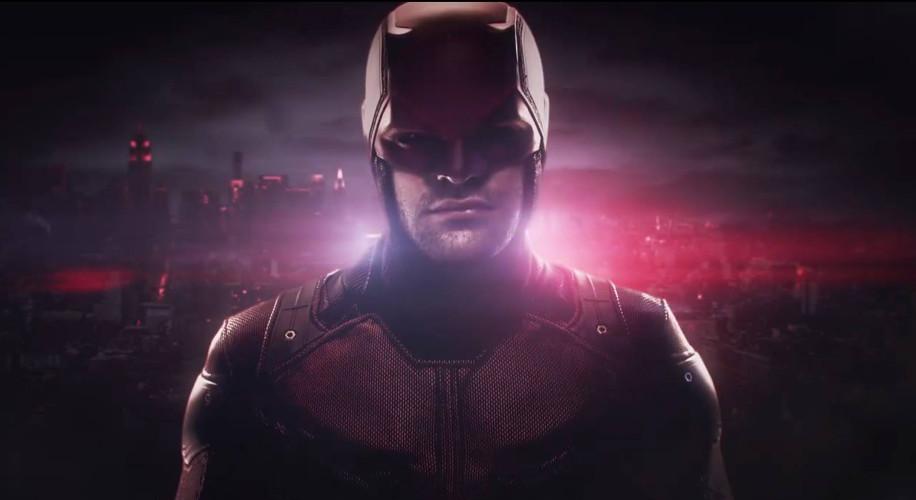 Demolidor - Primeira produção do canal sobre heróis, foi bem recepcionado por público e crítica