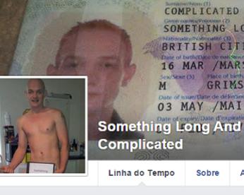 Por ter nome bizarro, homem tem conta suspensa no Facebook