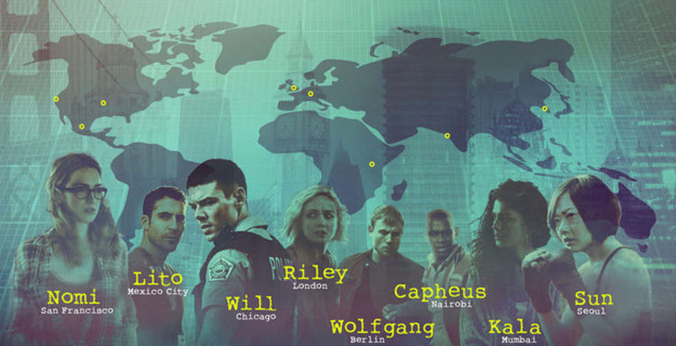 Sense8 - Dos Irmãos Wachowski (Matrix), a ficção científica instiga e já tem nova temporada confirmada