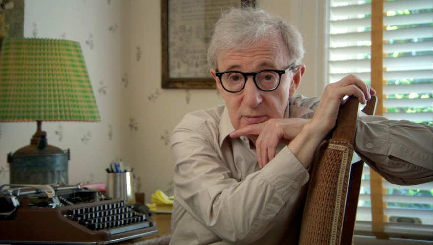 Woody Allen: Um documentário - Um novo olhar sobre o celebrado diretor de cinema