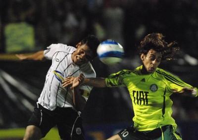 Central e Palmeiras