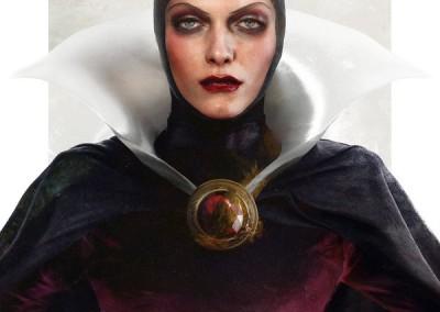 Bruxa Má da Branca de Neve