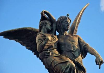 Cemitério da Recoleta: Roberto Ramos/DP/D.A.Press