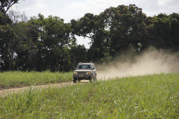 Segunda etapa do Campeonato Pernambucano de Rally. Créditos: Débora Rosa/cortesia.