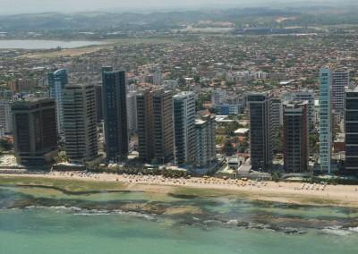 Processo de verticalização em Jaboatão dos Guararapes chegou, literalmente, às areias de Piedade