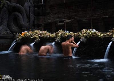 """""""Purificação"""" (Bali), por Donny Herry"""