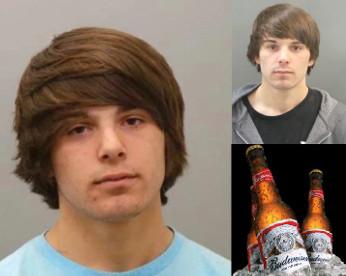 Rapaz chamado Bud Weisser é preso por invadir fábrica da Budweiser