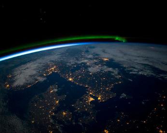NASA divulga 15 fotografias impressionantes feitas do espaço em 2015
