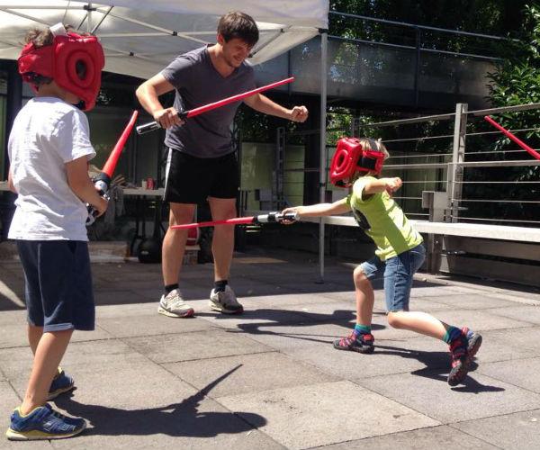sportsaberleague infantil