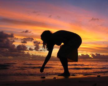 As melhores imagens do nascer do sol para iluminar 2016