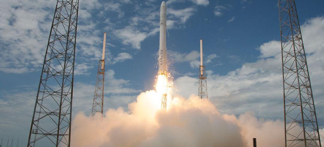SpaceX/Divulgação