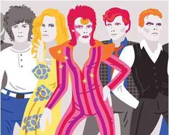 Pernambucana organiza bloco em homenagem a David Bowie, após morte do cantor