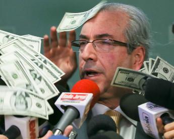 """Eduardo Cunha ganha marchinha de frevo sobre """"Continha na Suíça"""""""