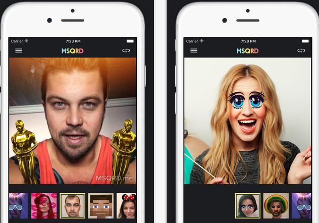 MSQRD: o aplicativo que muda o seu rosto