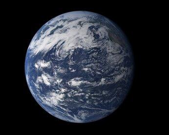 Terra foi formada pela colisão entre dois planetas, defendem cientistas