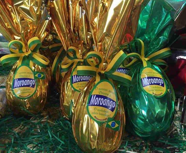 Empresa curitibana lança Moroango: ovo de páscoa em homenagem a Moro