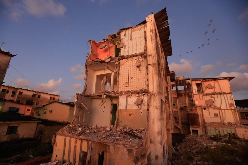 Sobre esperar e resistir: Muribeca, uma terra de ausências