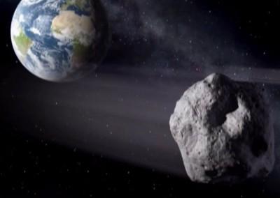 Nasa desvia asteroide a caminho da Terra em outubro