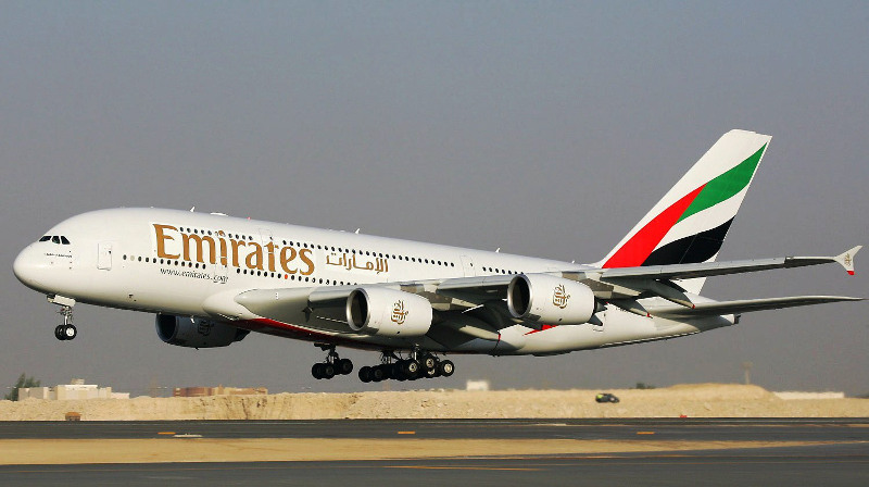 Os 10 voos mais longos do mundo: novo voo para Dubai rouba topo da lista