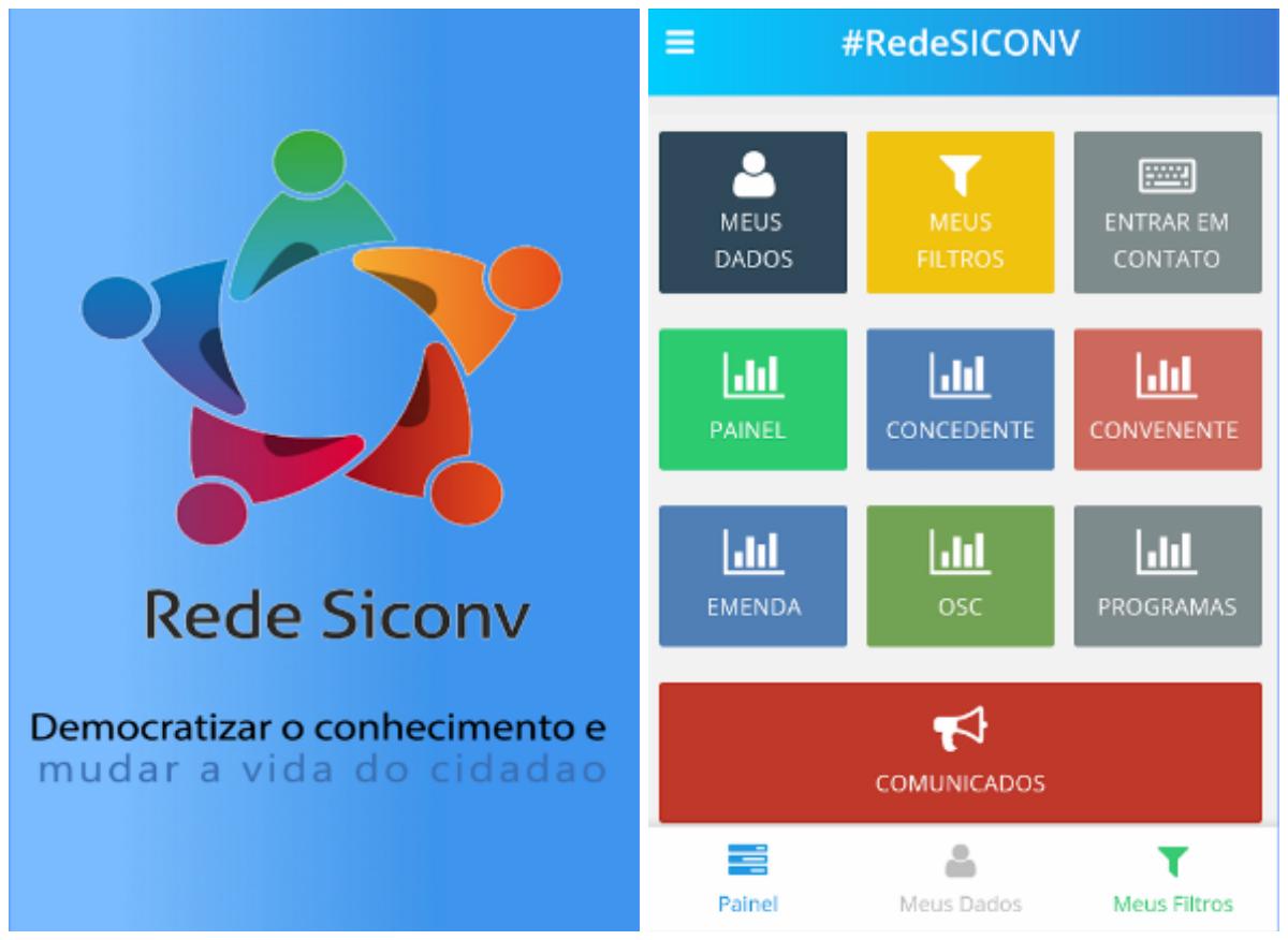 Aplicativo permite o monitoramento de convênios municipais
