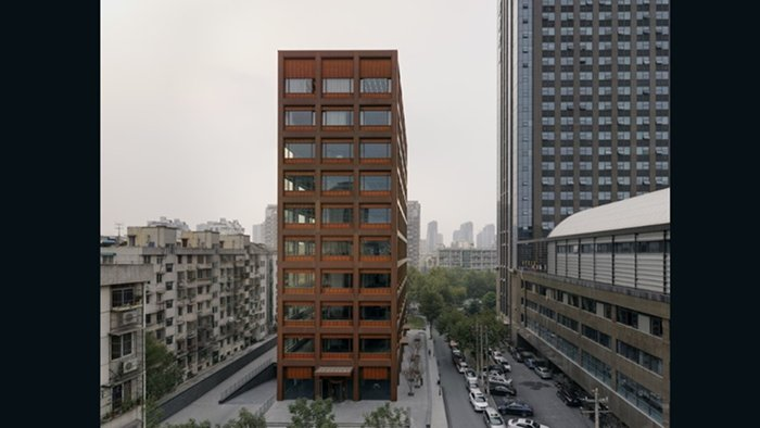 Office Building, David Chipperfield Architects (Hangshou, China)