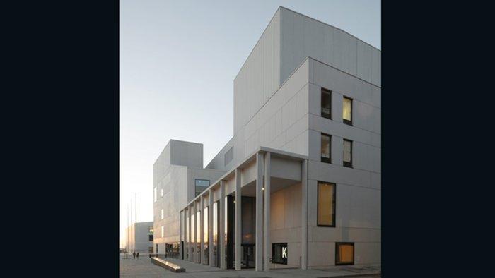 Stormen Concert Hall, DRDH Architects (Bodo, Noruega)