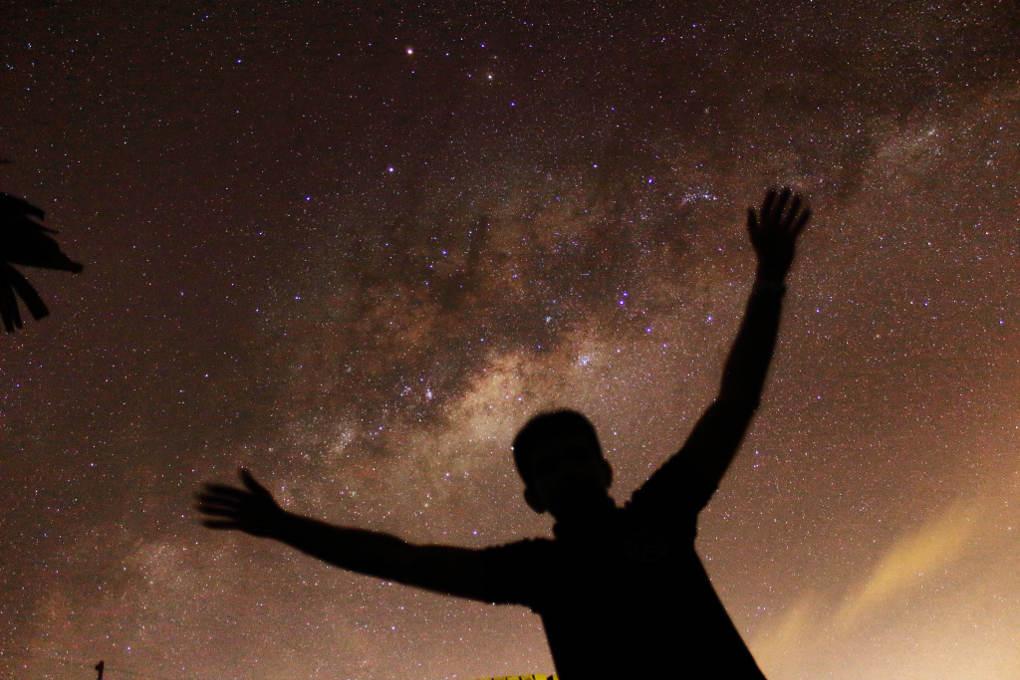 Desbravando os mistérios do céu de Pernambuco