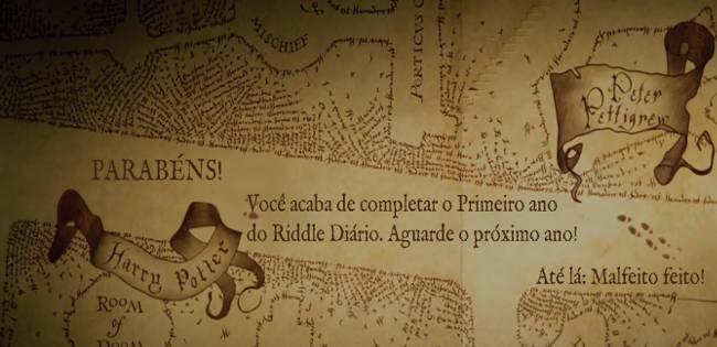 Dicas e respostas do Riddle Diário, o jogo de Harry Potter que tomou as redes sociais