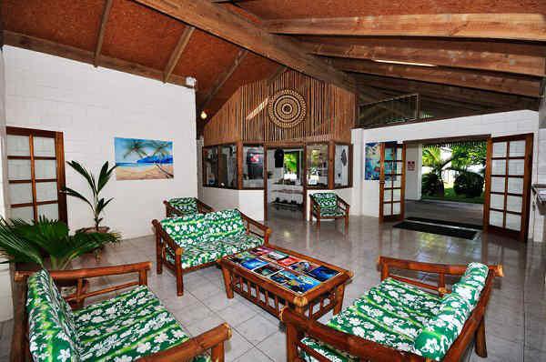 Kosrae nautilus resort/Reprodução