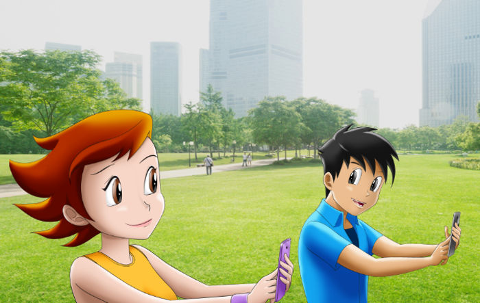 PokéDates: aplicativo forma casais de mestres pokémon