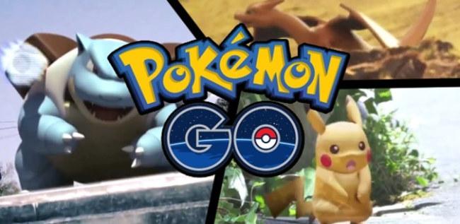Pokémon Go/Reprodução