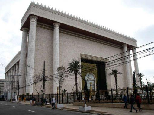 """Busca por """"anticristo"""" no Google Maps aponta Templo de Salomão"""