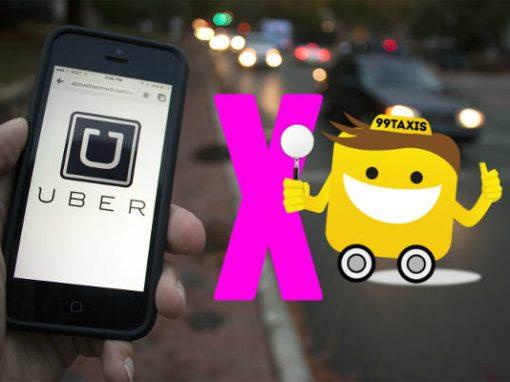 Como Uber, 99taxis também terá carro particular