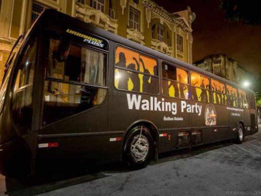 A moda das festas itinerantes sobre rodas