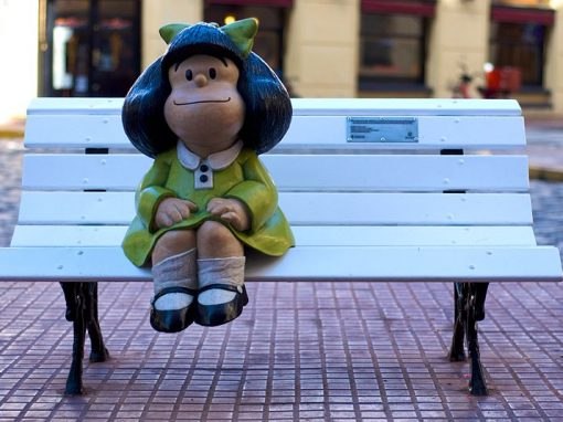[#DiaDeQ?] 52 anos de Mafalda