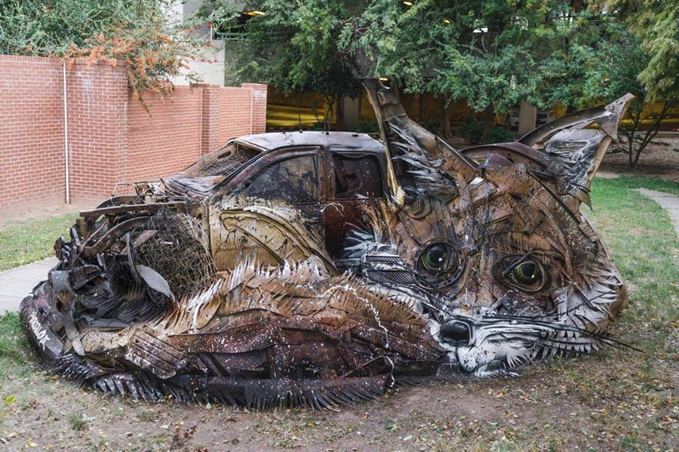 Artur Bordalo/Facebook