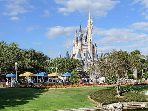[#DiaDeQ?] 45 anos do Walt Disney World