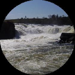 Beleza dos rios esconde perigos da correnteza