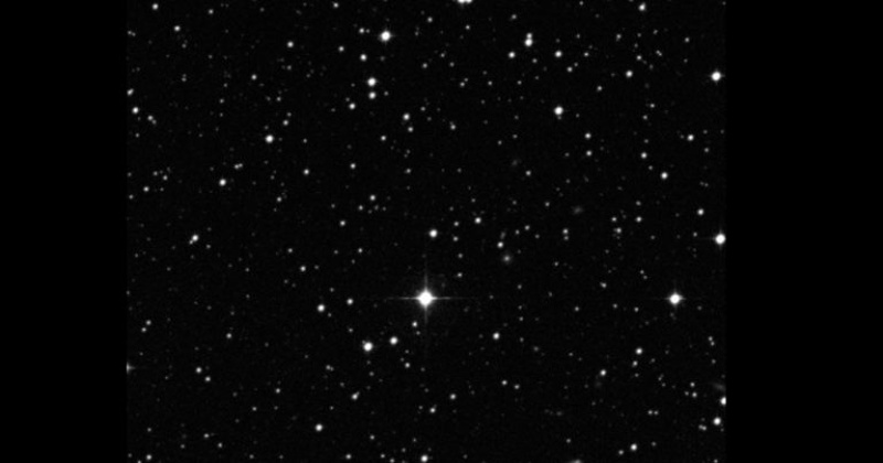 The STScI Digitized Sky Survey / Divulgação
