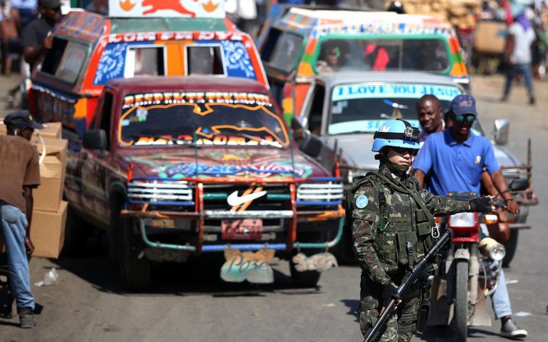 Pernambucanos integram aquela que pode ser a última missão do Brasil no Haiti