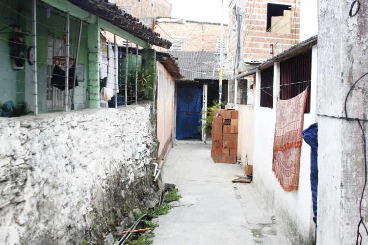 Rua Palmeirinha Foto: Shilton Araújo