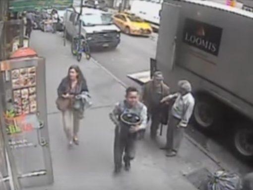 Homem furta balde com R$ 5,5 milhões em ouro