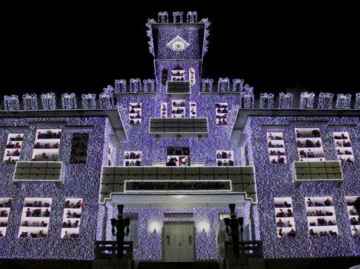 Natal de Garanhuns une tradições nordestina e europeia