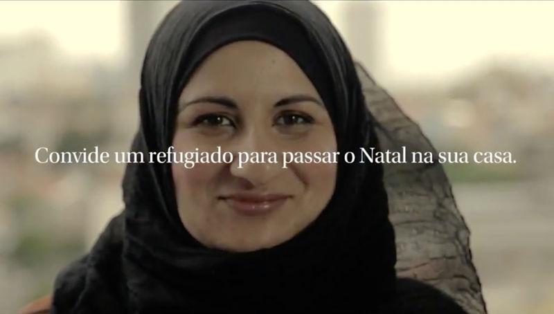 Meu Amigo Refugiado/Facebook