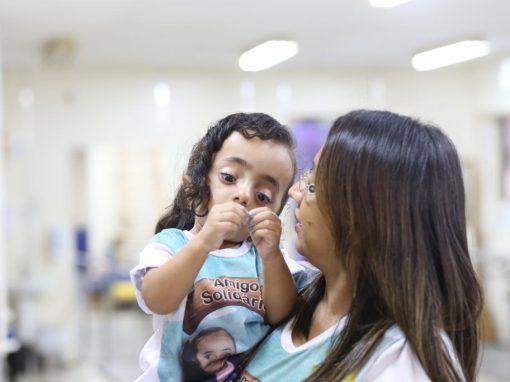 Esperança materna: amor conjugado no mais-que-perfeito