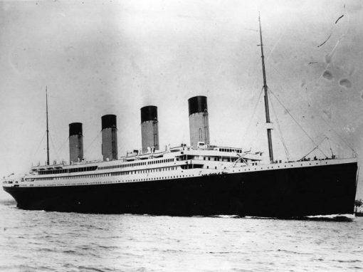 Titanic afundou graças a incêndio, não por bater em iceberg, defende estudo